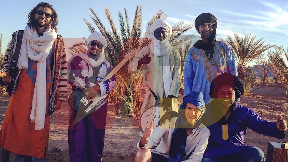 Rhythmen-Marokkos