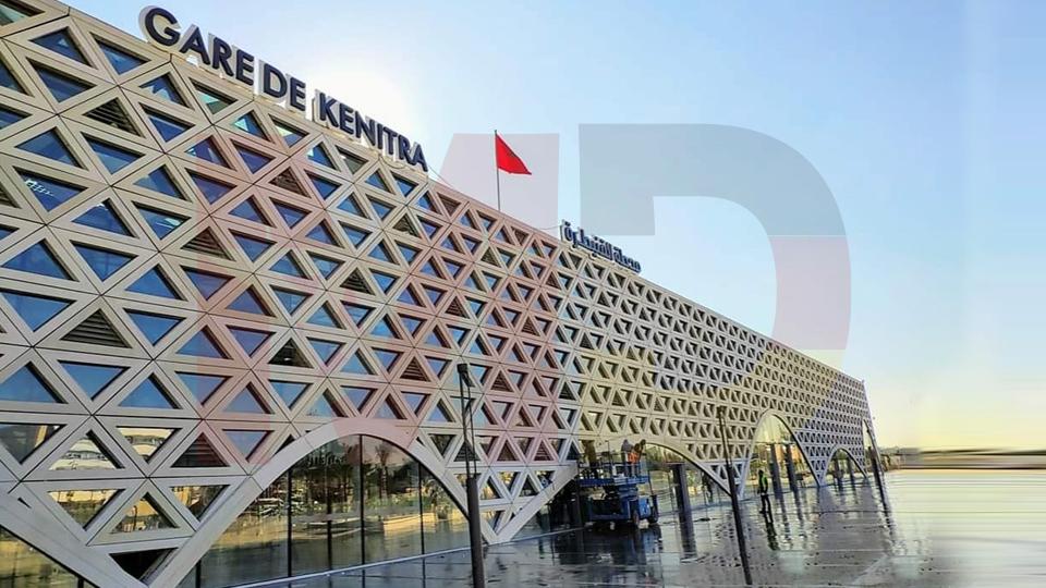 kenitra-hauptbahnhof