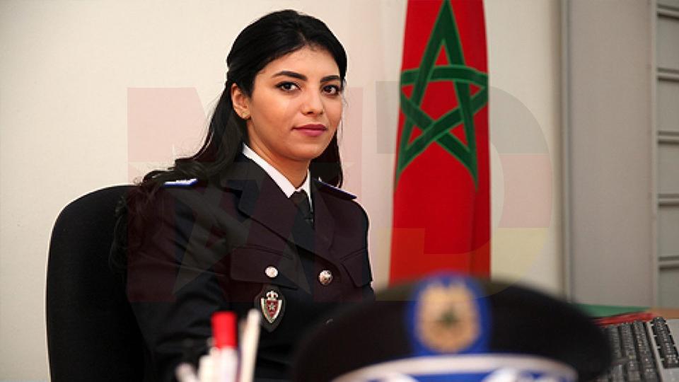 marokkanische-polizistin