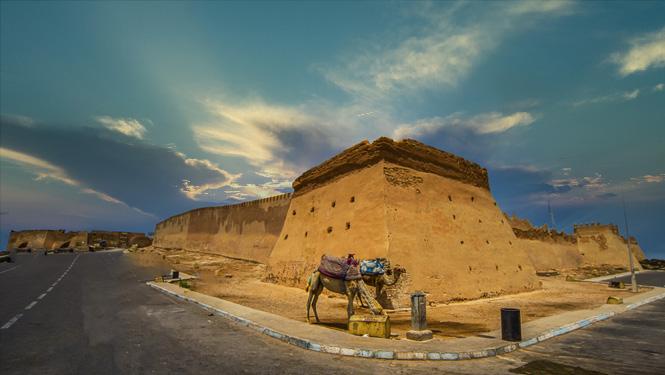 Kasbah von Agadir Oufella