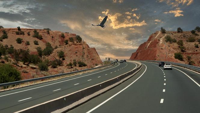 Marokkos Autobahnen