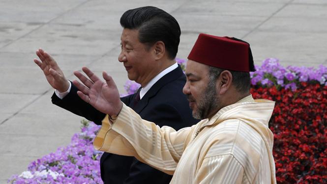 Marokko China