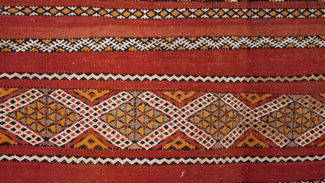 Amazigh (Berber)-Teppiche
