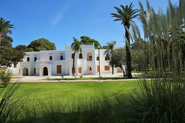 Villa Harris, beau bijou artisanal et naturel