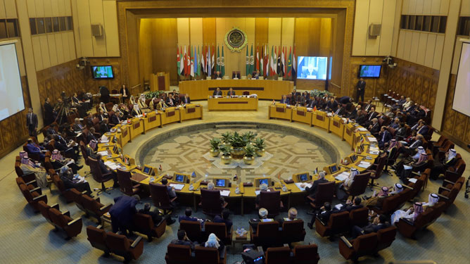 arabische Parlament